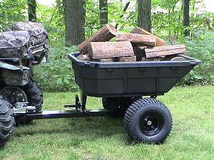 poly ATV Carts