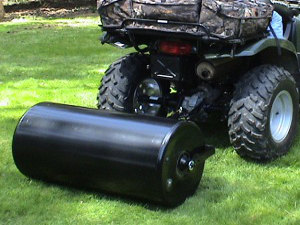 lawn rollers for ATV