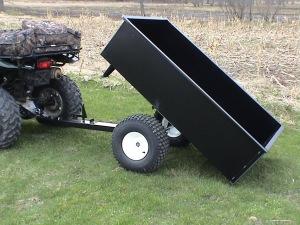 Atv Utility Wagons The Wagon